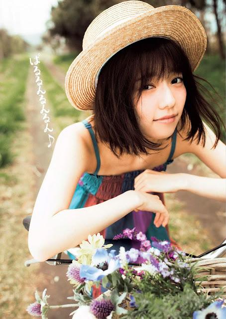 島崎遥香 Haruka Shimazaki Weekly Playboy June 2015 Pictures