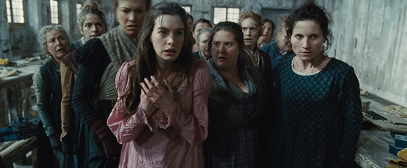 Anne Hathaway em OS MISERÁVEIS (Les Miserábles)