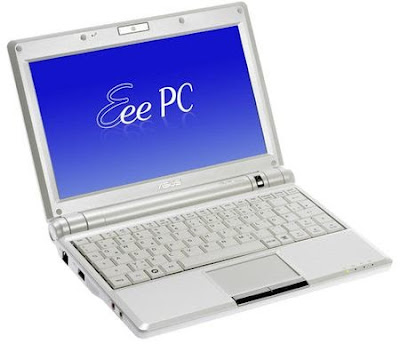 Asus Eee PC 900/8.9-inch Laptop Review