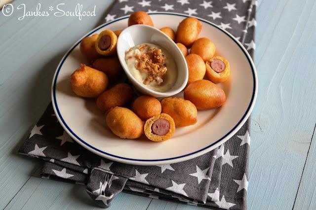 Mini.Corn-Dogs - JankesSoulfood