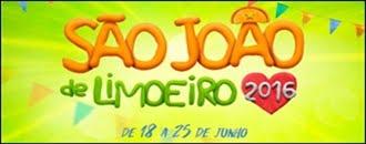 PROGRAMAÇÃO DO SÃO JOÃO DE LIMOEIRO