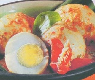 Telur Pecil Enak Lezat