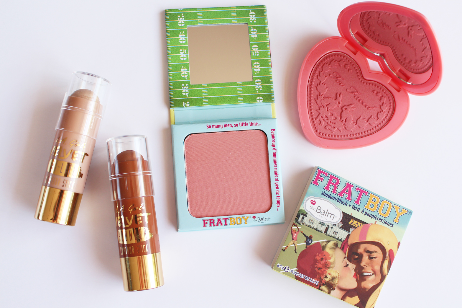 COLLECTIVE BEAUTY HAUL - Beauty Bliss, TheBalm, Chi Chi, Essence, Blistex, L.A. Girl, Too Faced, Karen Murrell - CassandraMyee