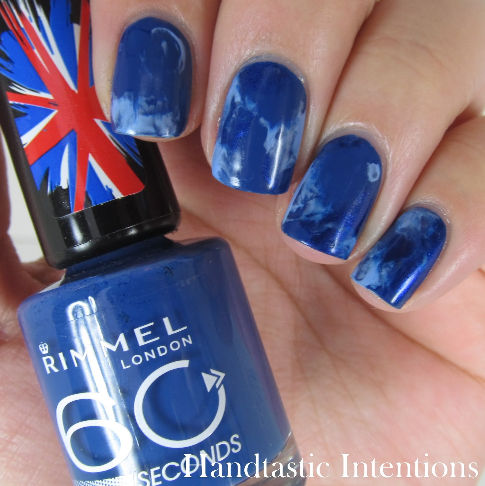 Handtastic Intentions: The Polished Bookworms: Nail Art Inspired by ...