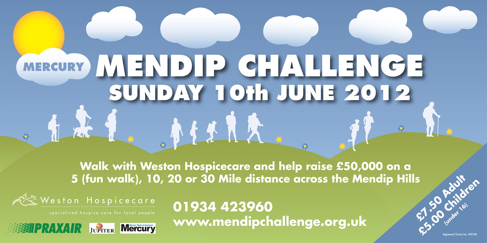 Mercury Mendip Challenge Training Blog