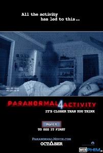 Xem Phim Hiện Tượng Siêu Nhiên: Phần 4 - Paranormal Activity 4