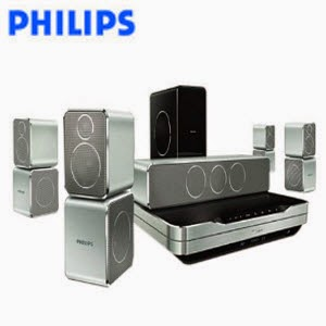 Snapdeal: Buy Philips HTS9520 5.1 Blu Ray Home Theatre System at Rs. 27873