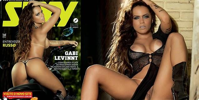 Sexy Dezembro – Gabi Levinnt (Panicat)