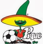 mascota mundial mexico 1986