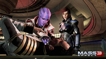 #17 Mass Effect Wallpaper