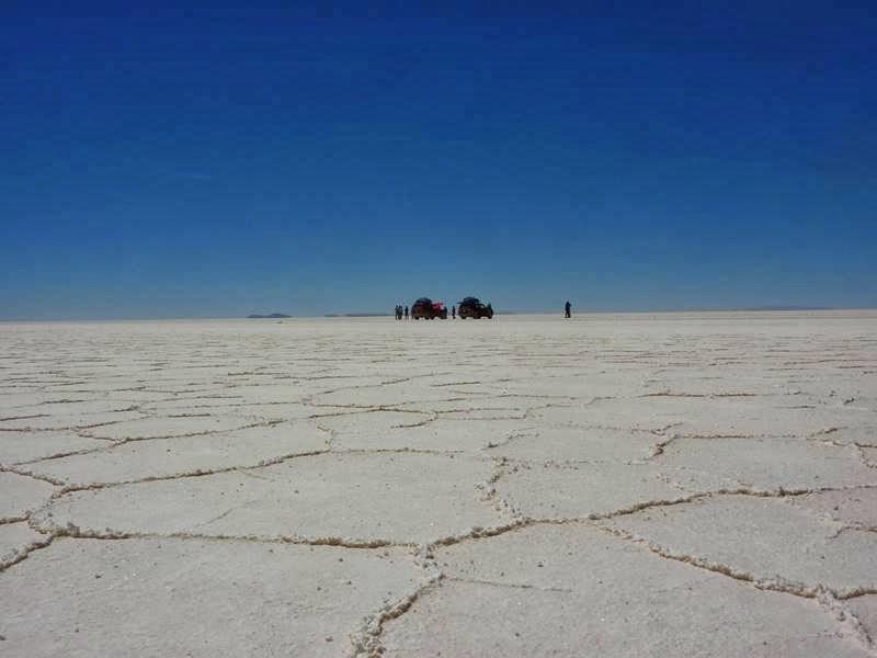 Lake Salar de Uyuni, Bolivia