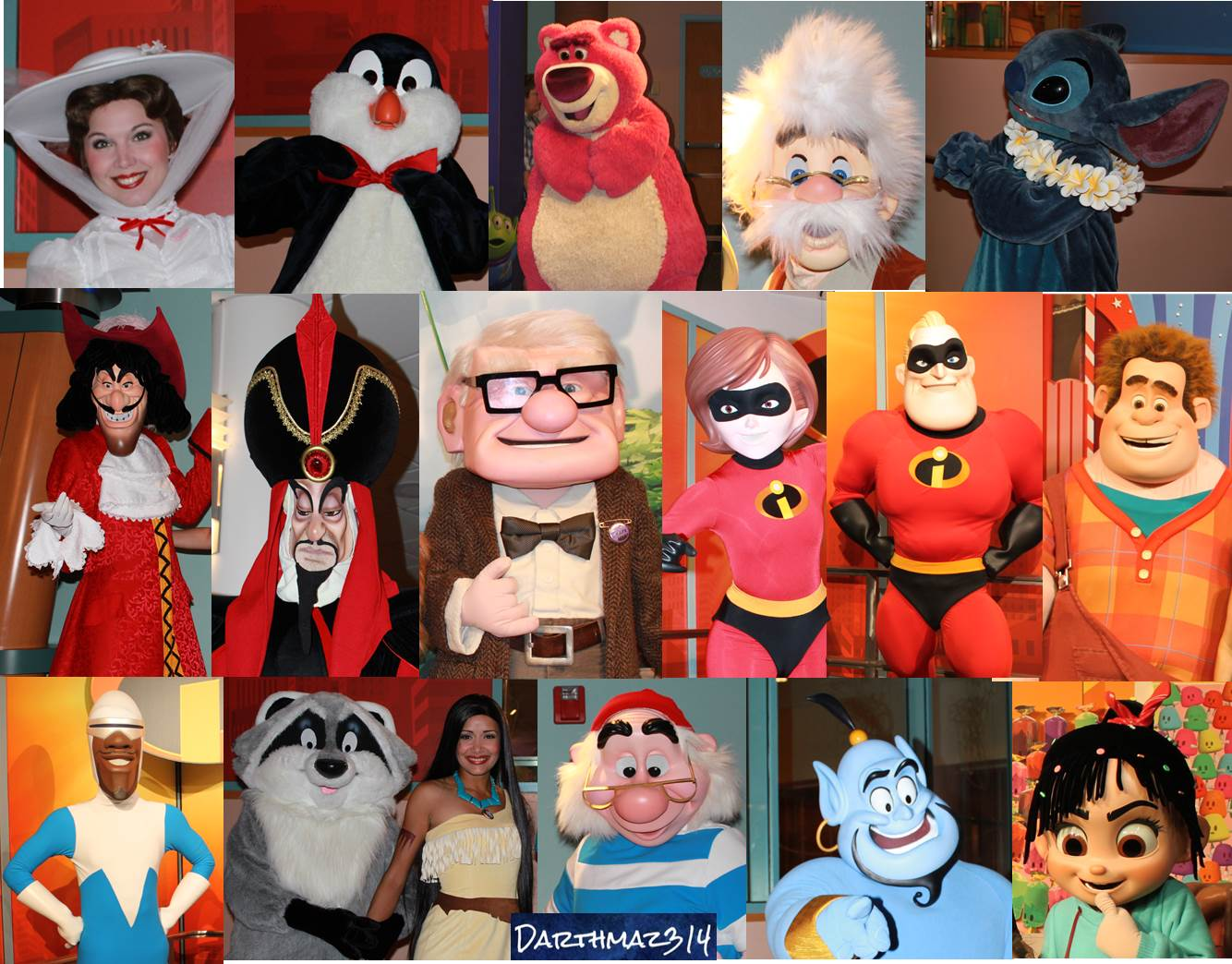 Darthmaz314 july 2015 characters that have appeared at the magic of disney animation meet greet courtesy darthmaz314 kristyandbryce Gallery
