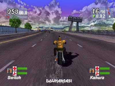 road rash jailbreak psx