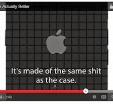 Apple-Werbevideo thematisiert auch iPhone-Schwächen