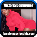 Victoria Dominguez Female Bodybuilder Thumbnail Image 10