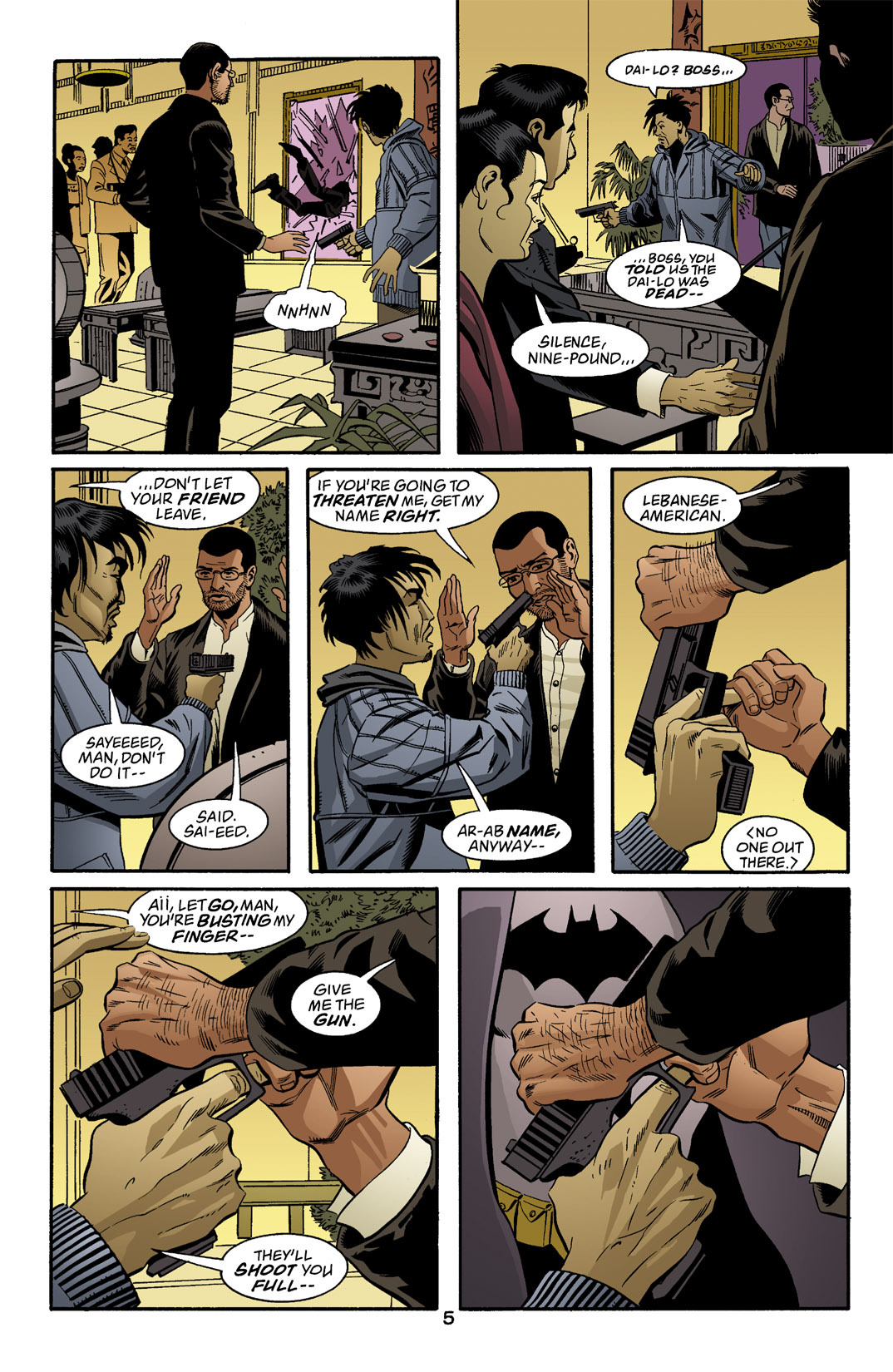Detective Comics (1937) Issue #769 Page 6