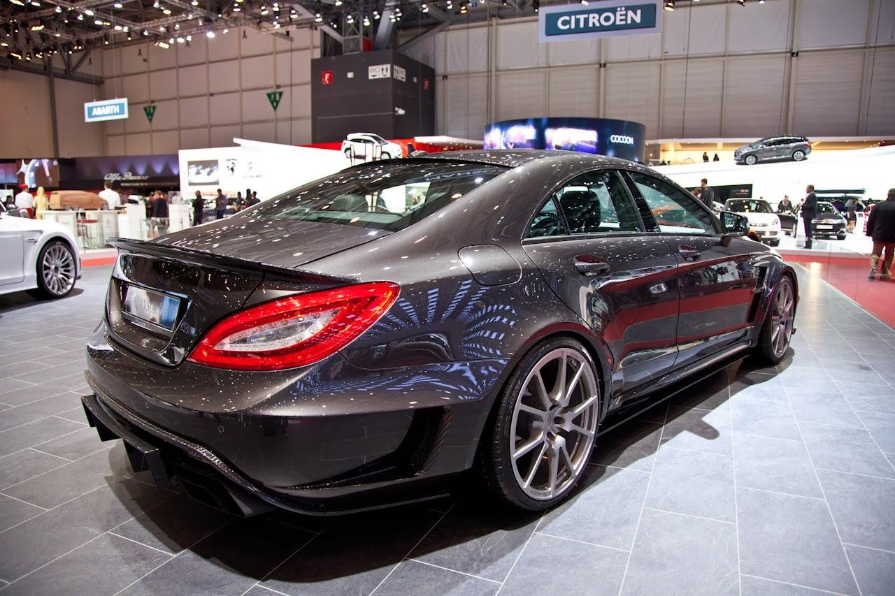 2015 Mercedes CLS 63 AMG