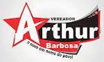 Vereador Arthur Barbosa...