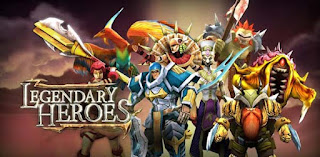 Legendary Heroes MOD APK 2.1.0-cover