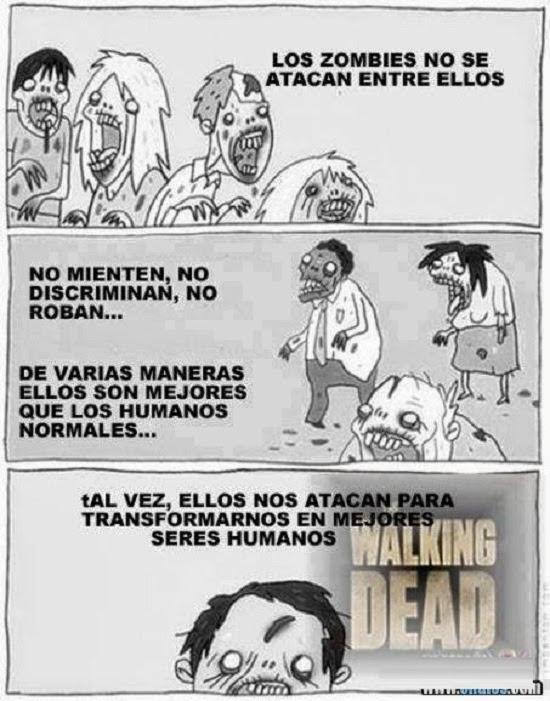 Zombien cheveres