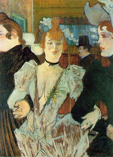 La Goulue - Toulouse Lautrec