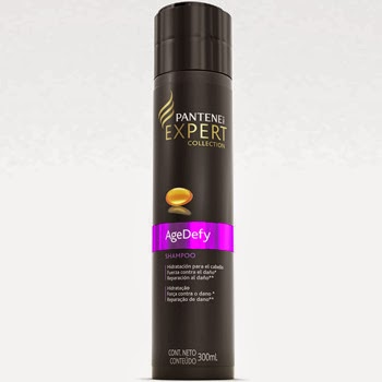 shampoo Age Defy Pantene Expert Collection