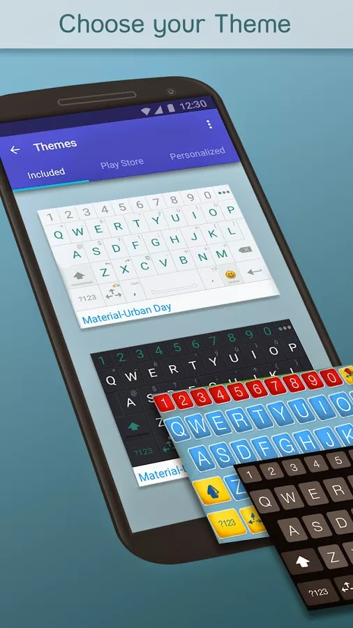 ai.type keyboard Plus + Emoji v6.2.8 Fox Apk