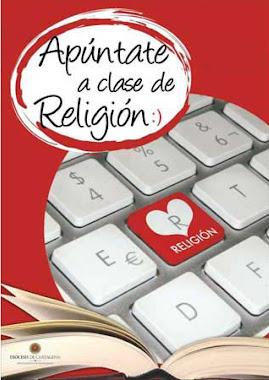 APUNTA A TU HIJO A CLASES DE RELIGIÓN
