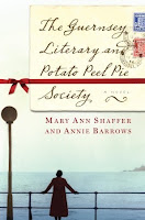 Cover of The Guernsey Literary and Potato Peel Pie Society by Mary Ann Shaffer and Annie Barrows