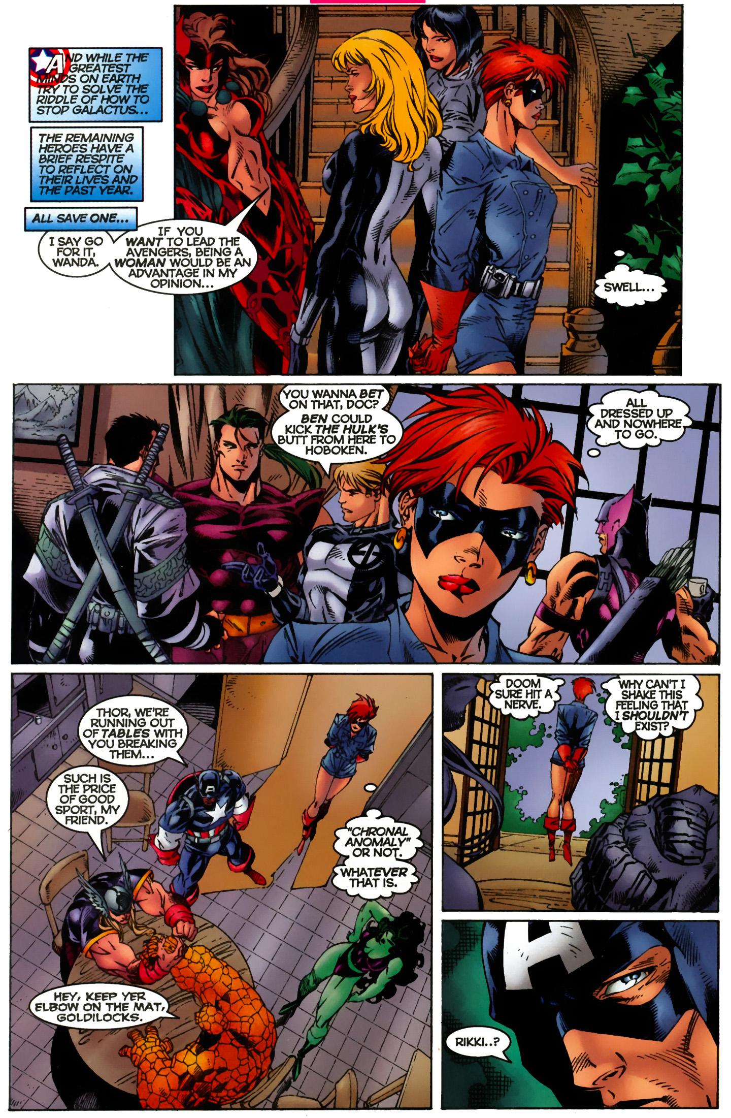 Captain America (1996) Issue #12 #15 - English 21