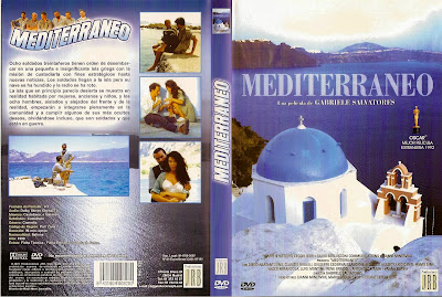 Carátula: Mediterraneo | 1991  | Dvd