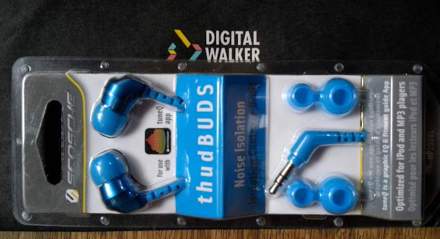 digital walker, thudbuds, thudbuds review,