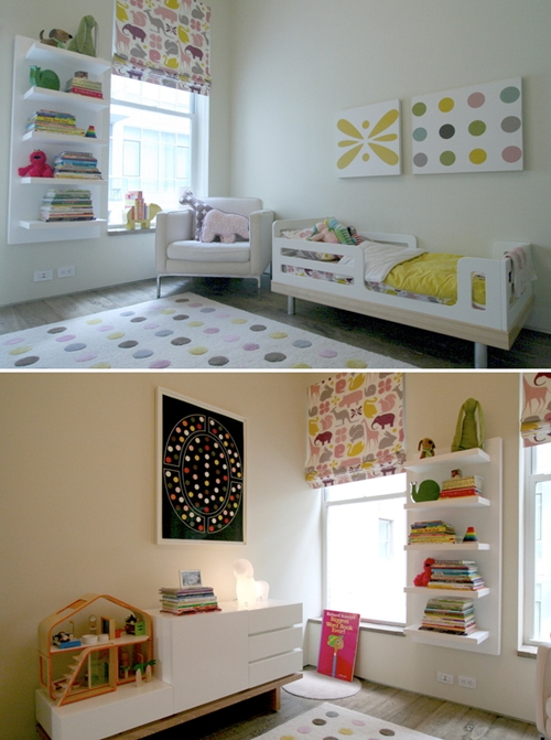 Urban home sweet home m s habitaciones infantiles en blanco - Habitaciones infantiles en blanco ...