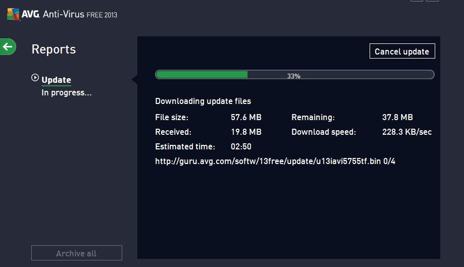 AVG antivirus download for windows 7