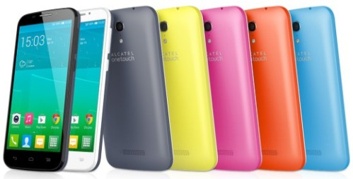 Nuovo smartphone da 5 pollici LTE da Alcatel