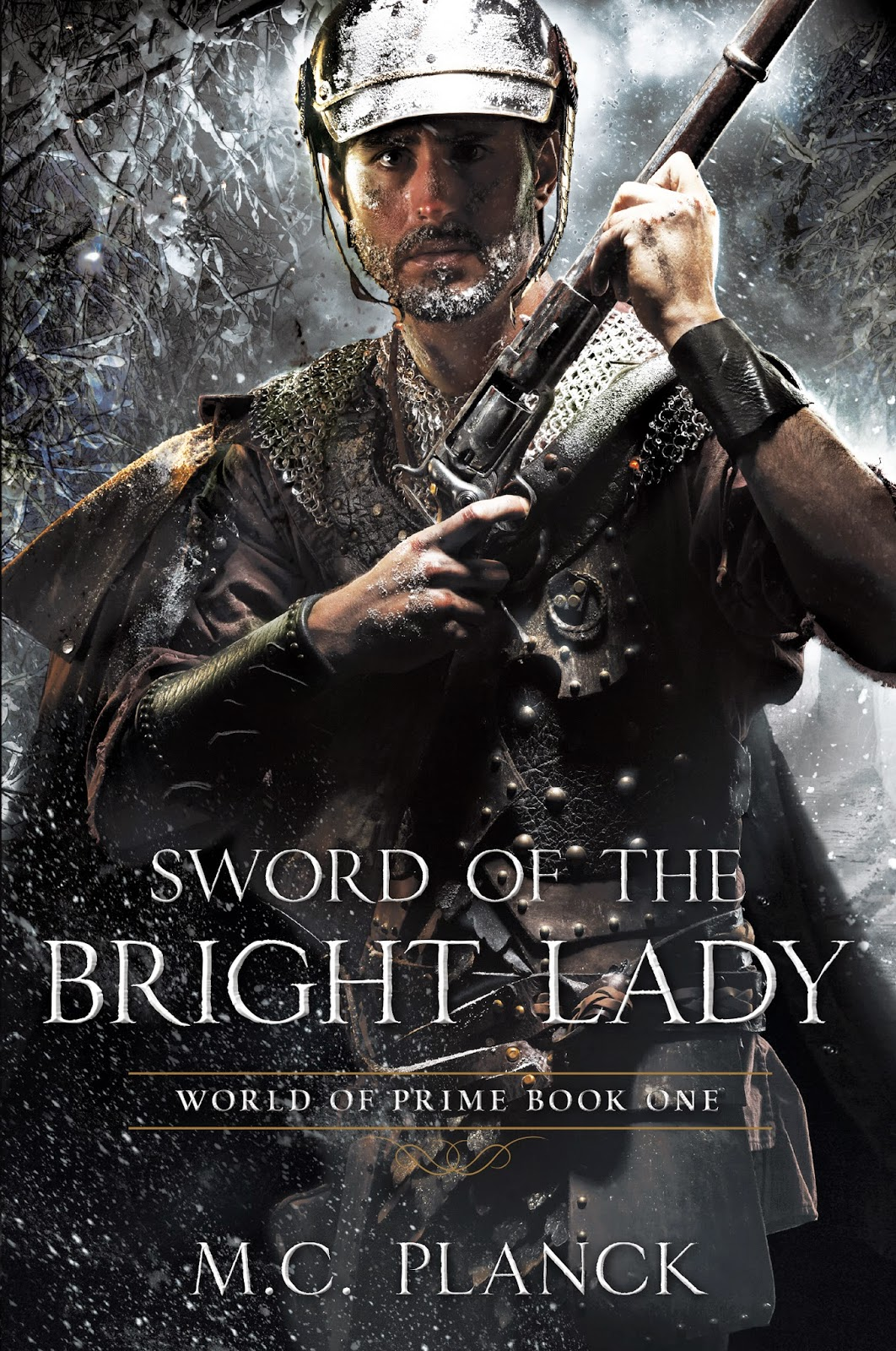 Sword of the Bright Lady by M.C. Planck