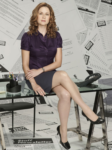 Would eat pam beesly pantyhose makes want hungry