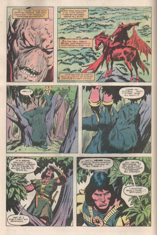 Conan the Barbarian (1970) Issue #180 #192 - English 3
