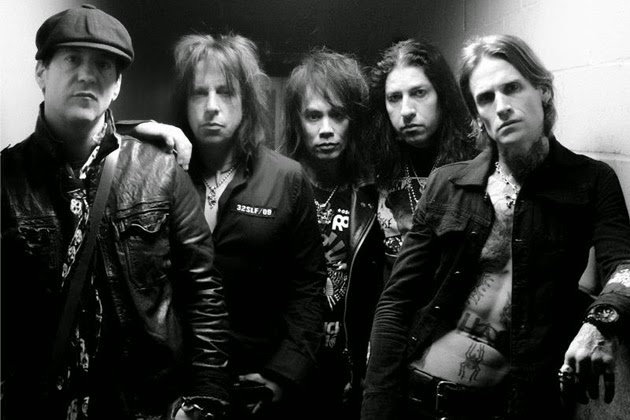 buckcherry - band