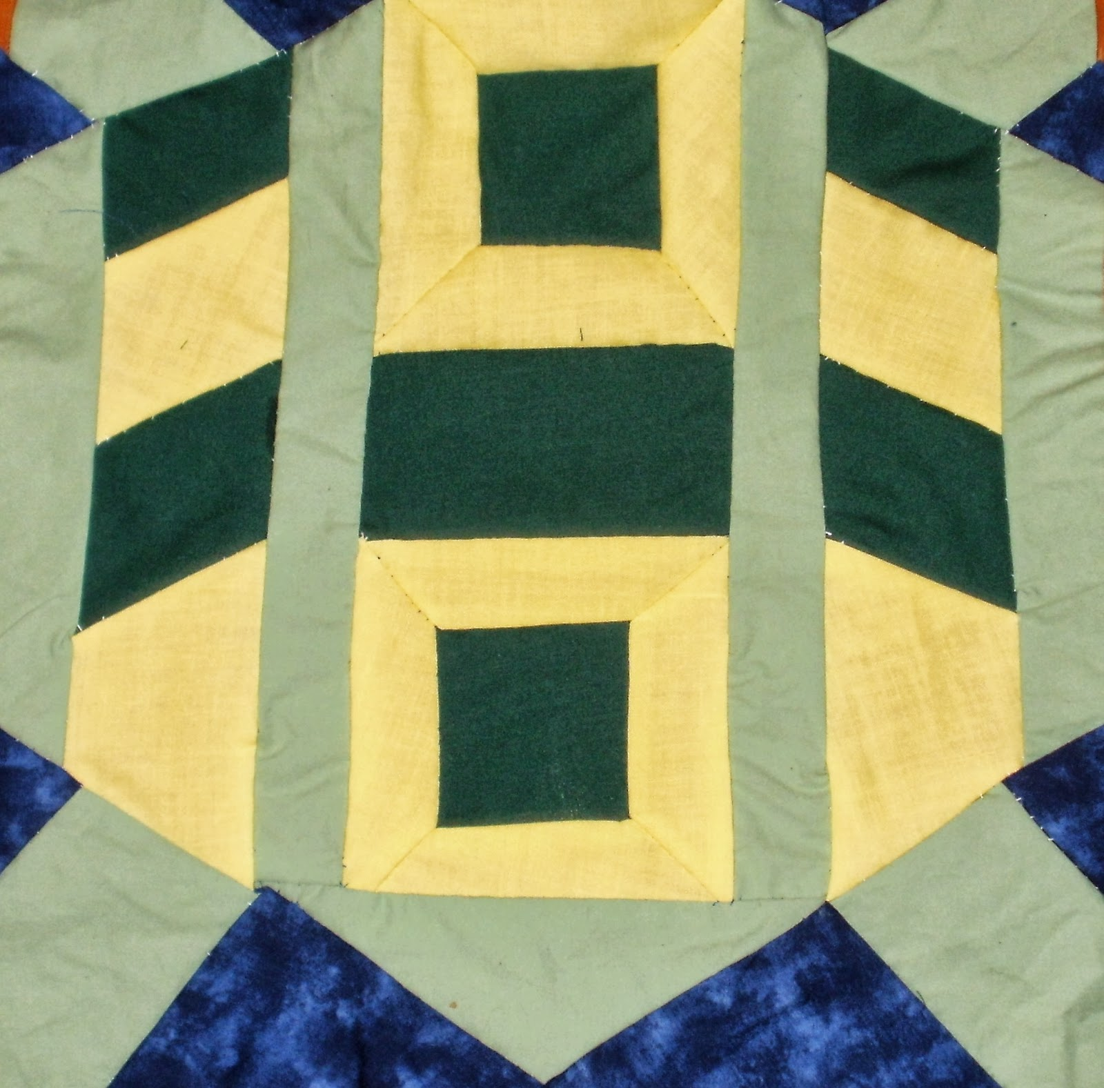 Patron Saint Quilts: Quilt Block In Honor Of St. Kateri