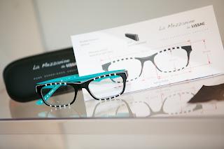 Monture de lunettes sur mesure