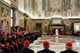 Pray for the Roman Curia