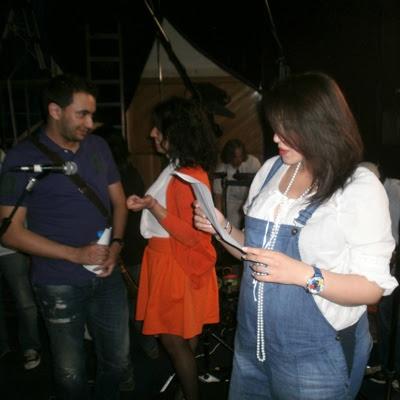 Asmaa Lamnawar enceinte d'un garçon (Photos)