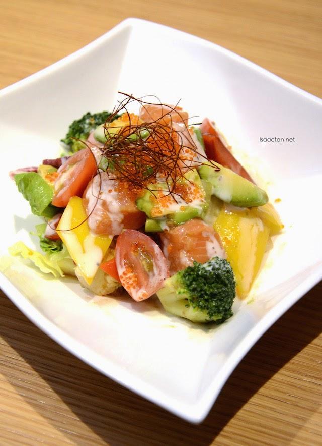 Salmon Salad - RM18