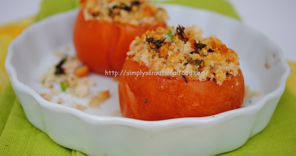 simply.food: Provencal Tomatoes