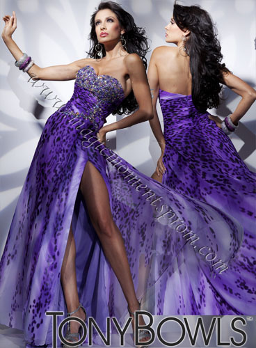 Magic Moments Designer Dresses: Paris by Tony Bowls Spring 2012 ...