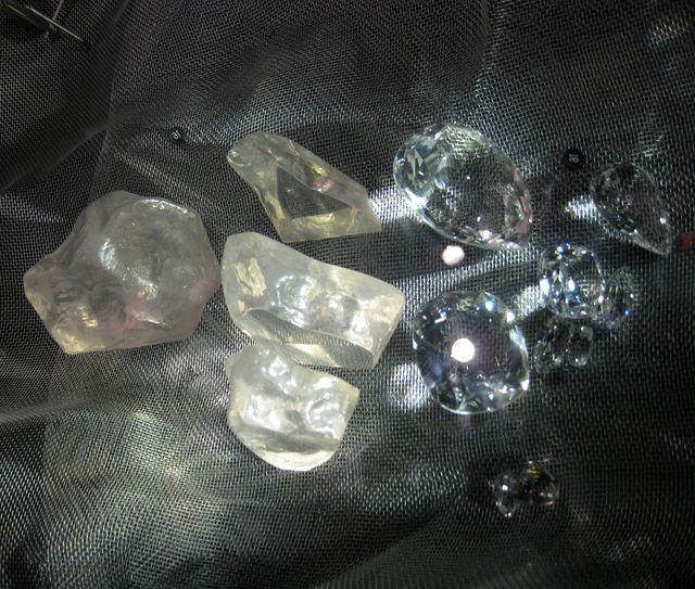 Куллинан идеальный алмаз