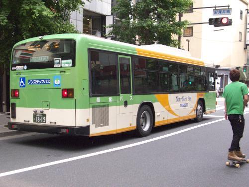 Tokyo Toei Bus, Japan