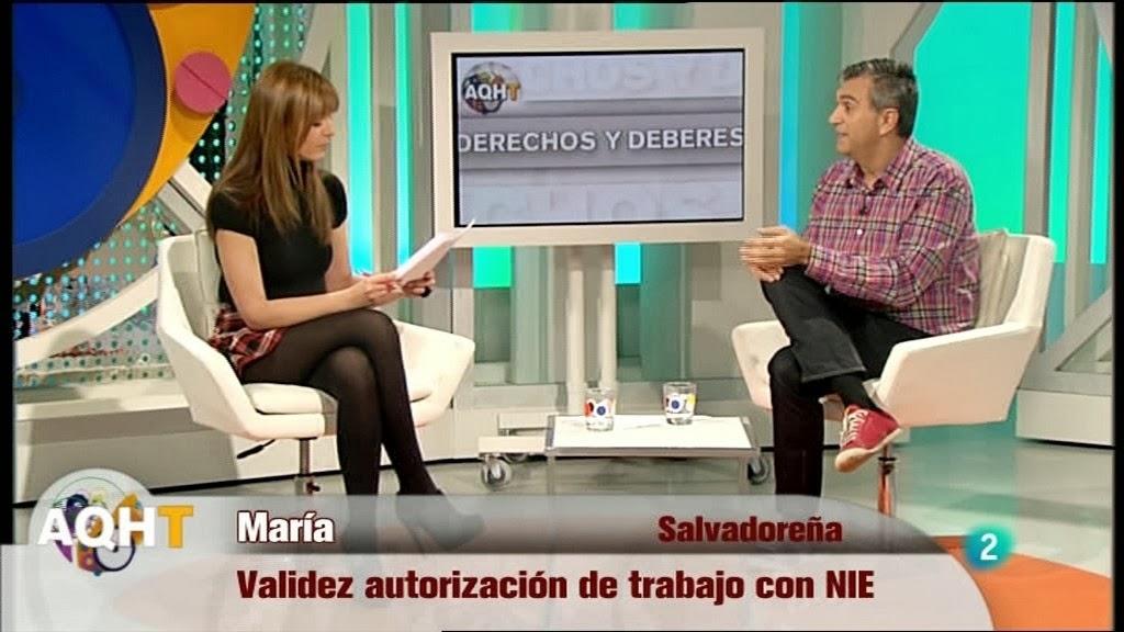 MARIA JOSE MOLINA, AQUI HAY TRABAJO (17.12.13)