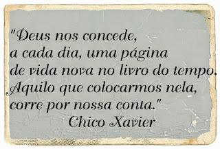 Frases e mensagens sobre a vida de Chico Xavier